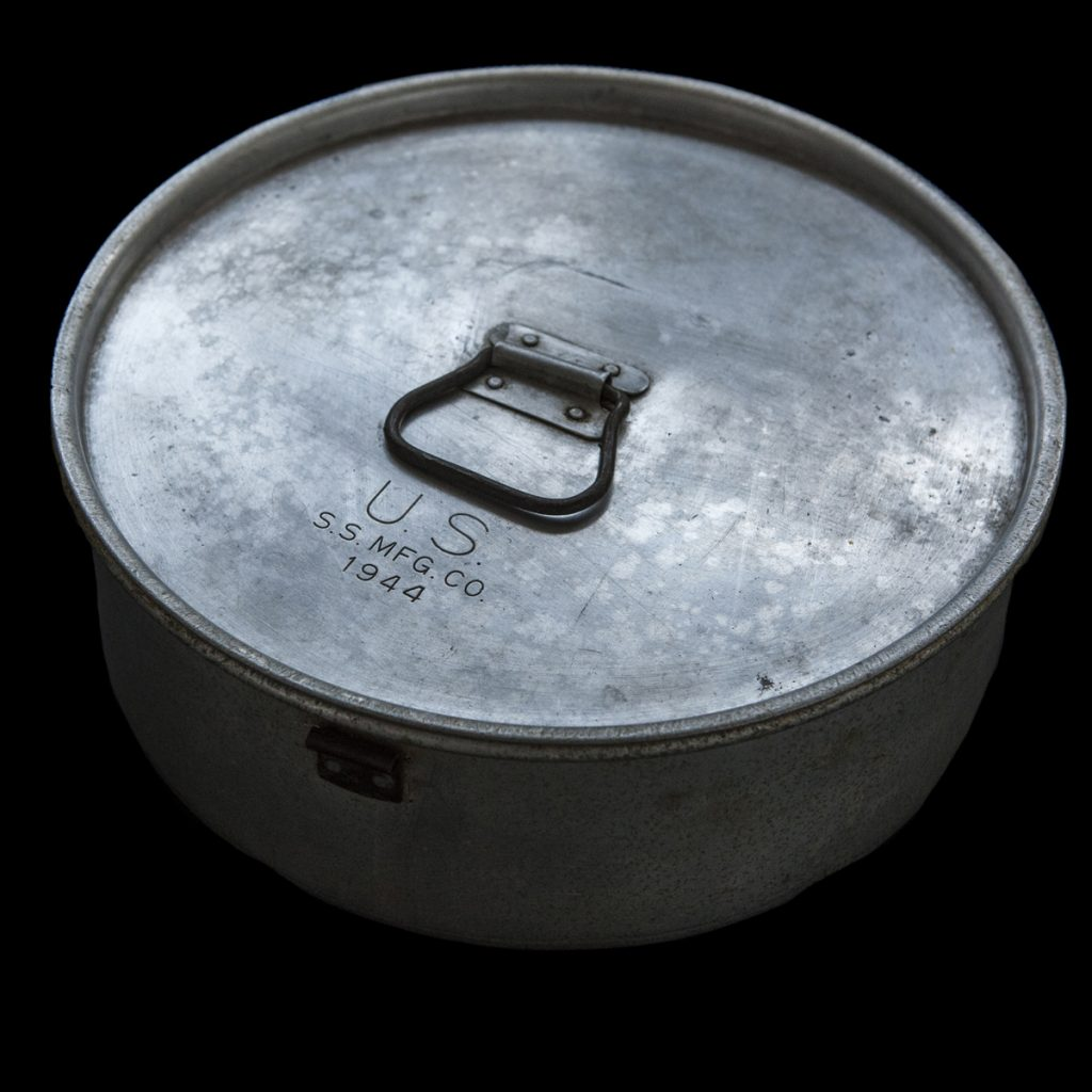 US S.S. MFG. Co. 1944 container