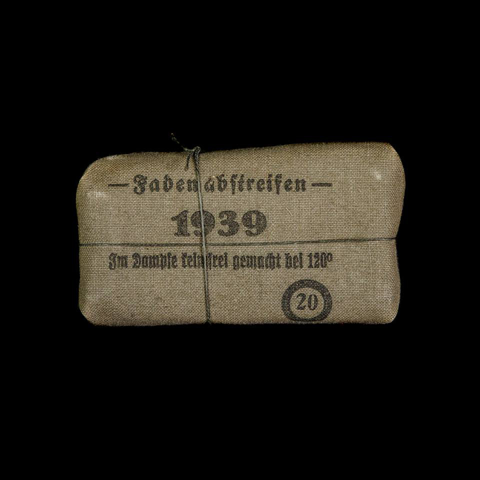 Verbandpäckchen 1939