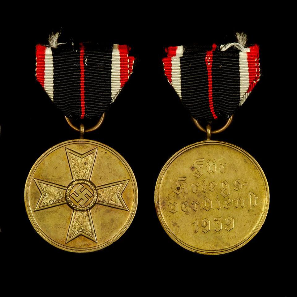 Kriegsverdienst medaille 1939 (civiel)