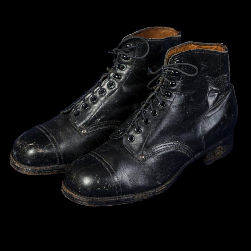 Prive aankoop schoenen
