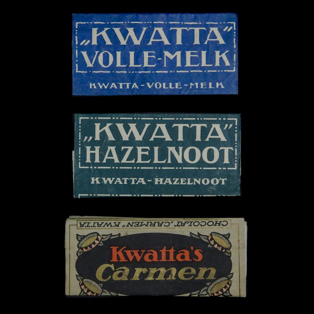 KWATTA chocoladewikkels
