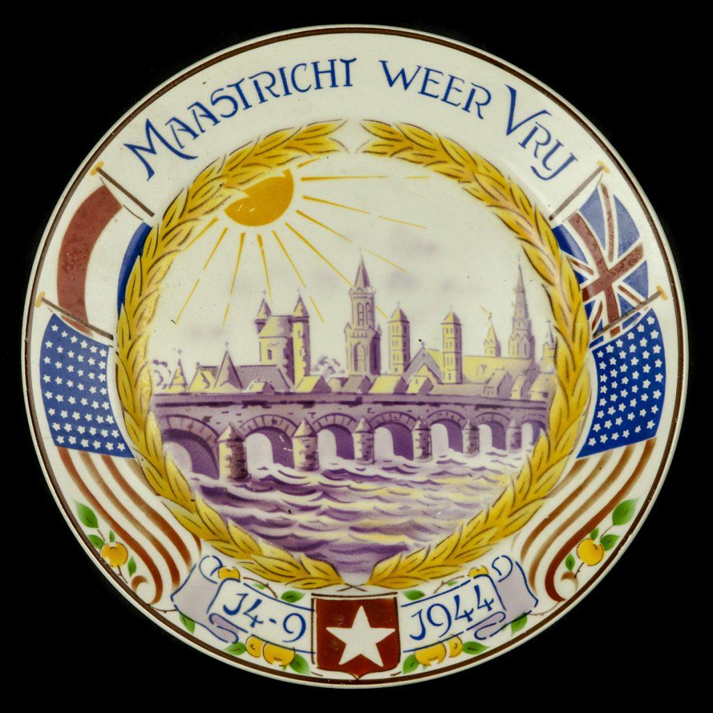 Maastricht weer vrij 14-9-1944