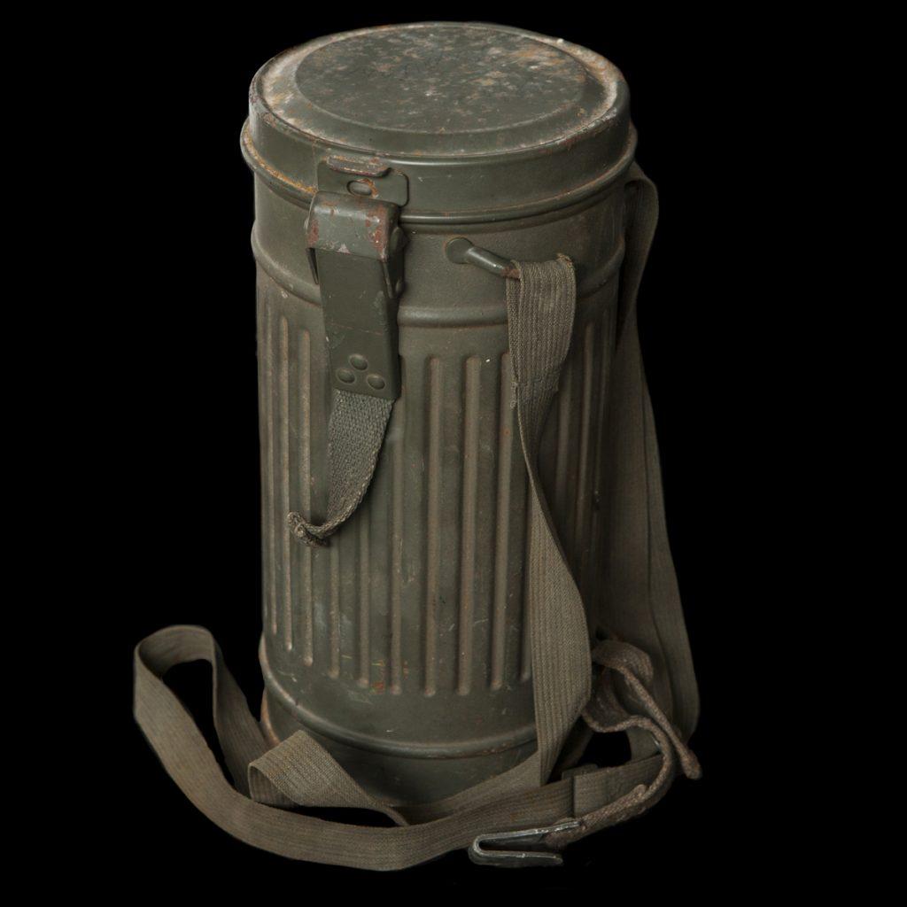 M1936 Gasmasker blik