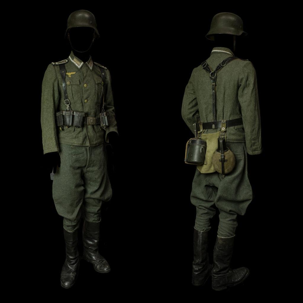 Duitse EM/NCO Pioniere