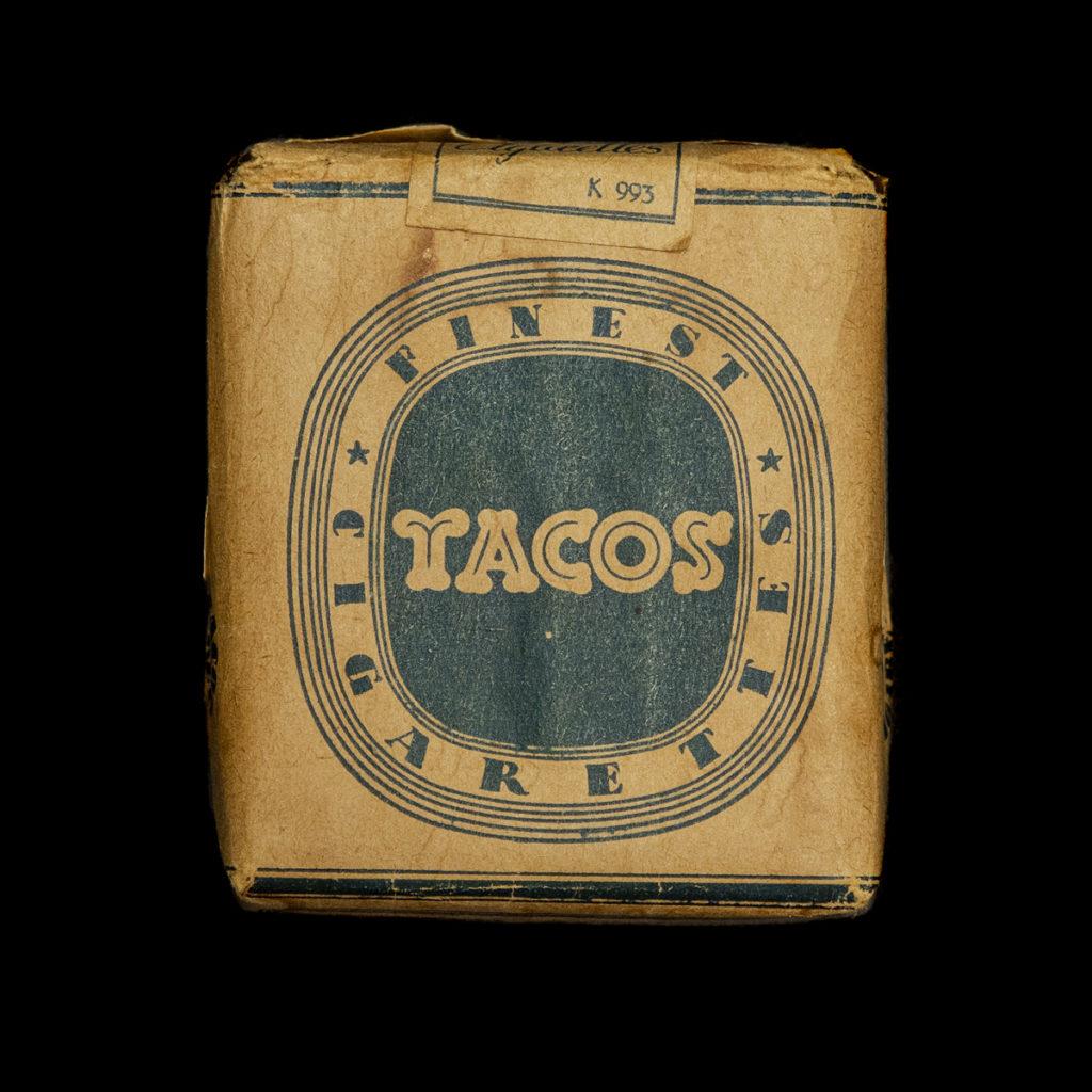 Tacos Finest Cigarettes