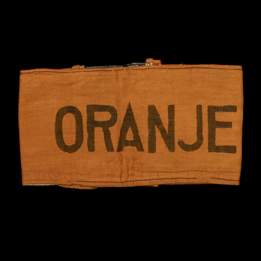 Armband Oranje omgeving Nijmegen