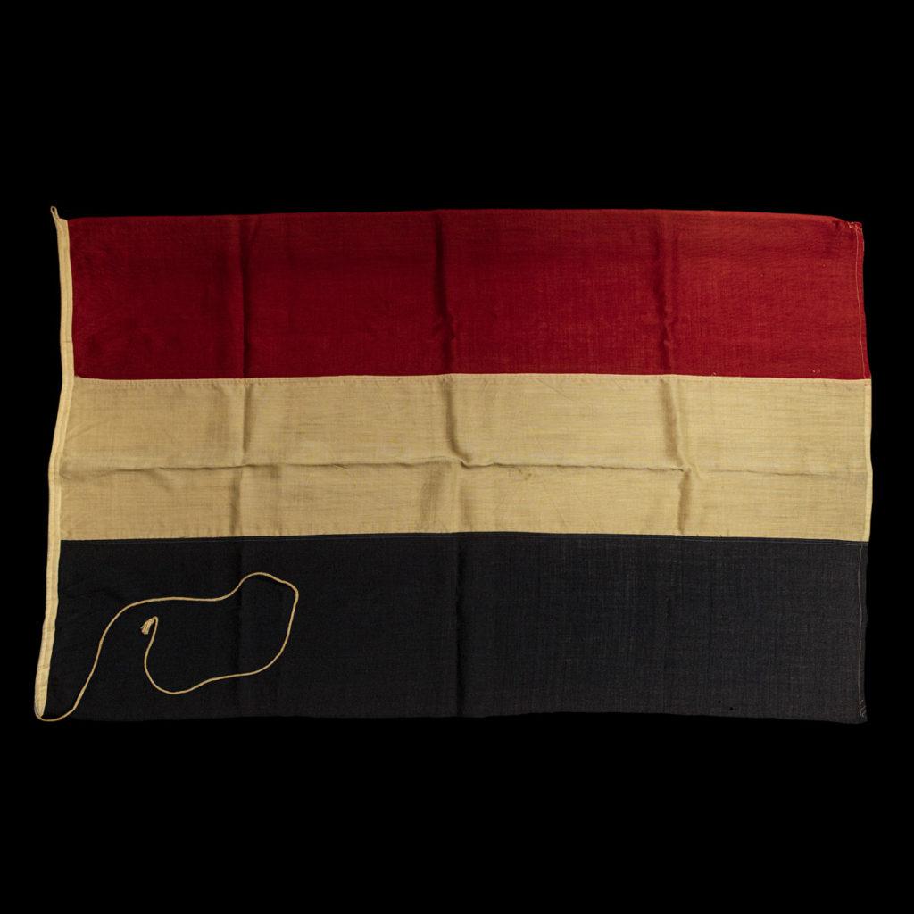 Bevrijdingsvlag Amsterdam