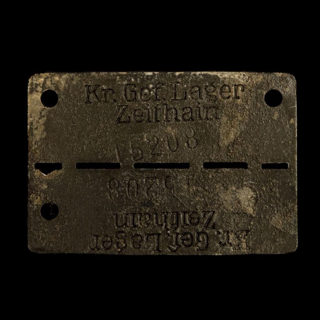 Kr. Gef. Lager Zeithain 15208
