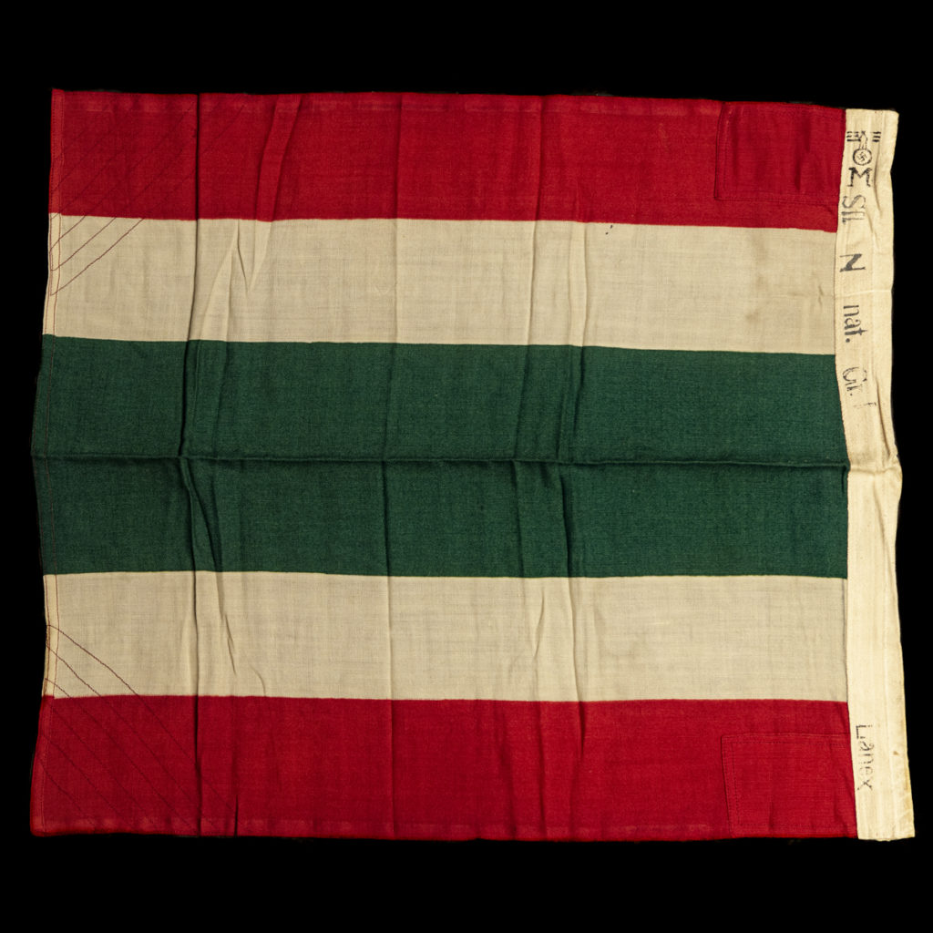 Kriegsmarine Signalflagge Nordpol (N) – Lanex