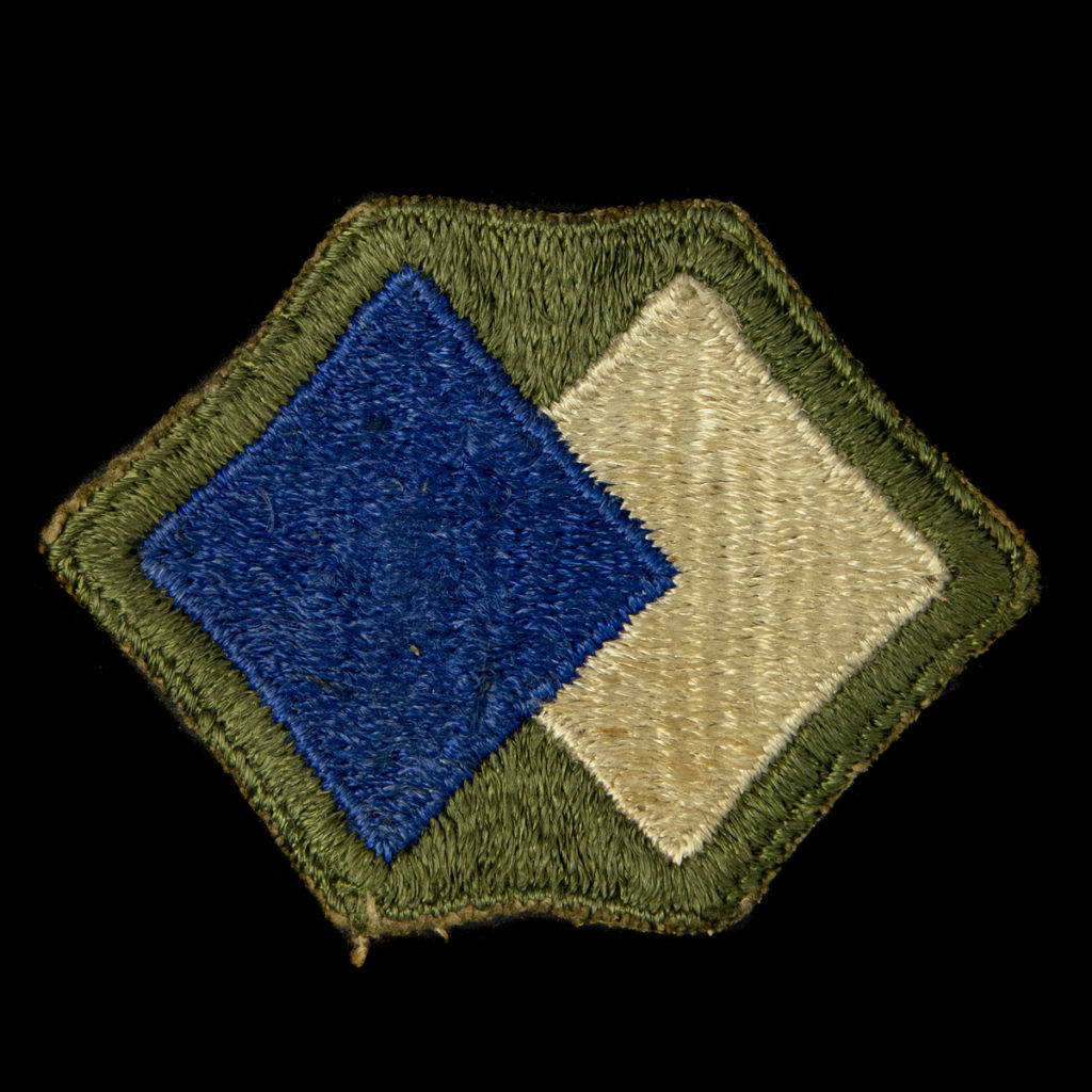 US Army 96th Infantry Division