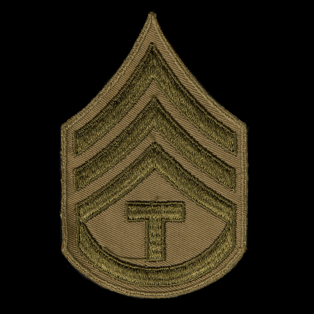 Technical Sergeant 3rd grade – Tropical