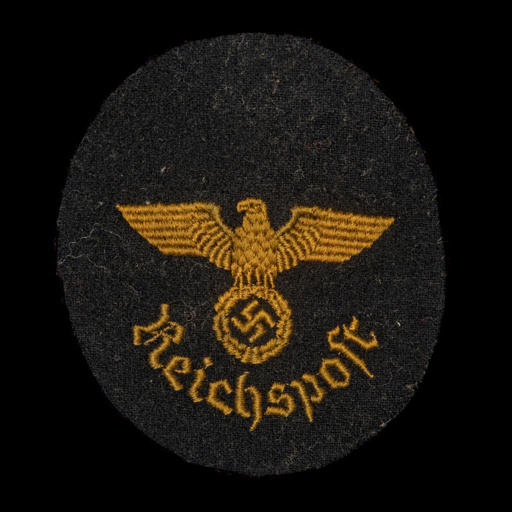 Deutsche Reichspost arm-embleem