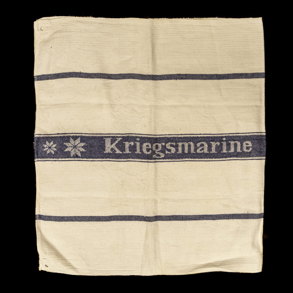 Kriegsmarine Handtuch
