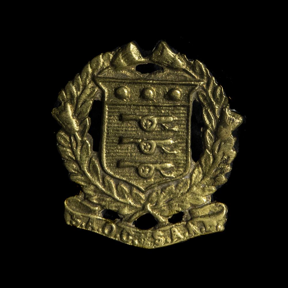 South African Ordnance Corps kraagembleem