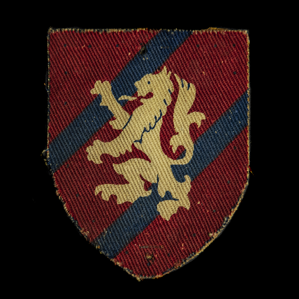 29th Engineering Group Royal Engineers armembleem