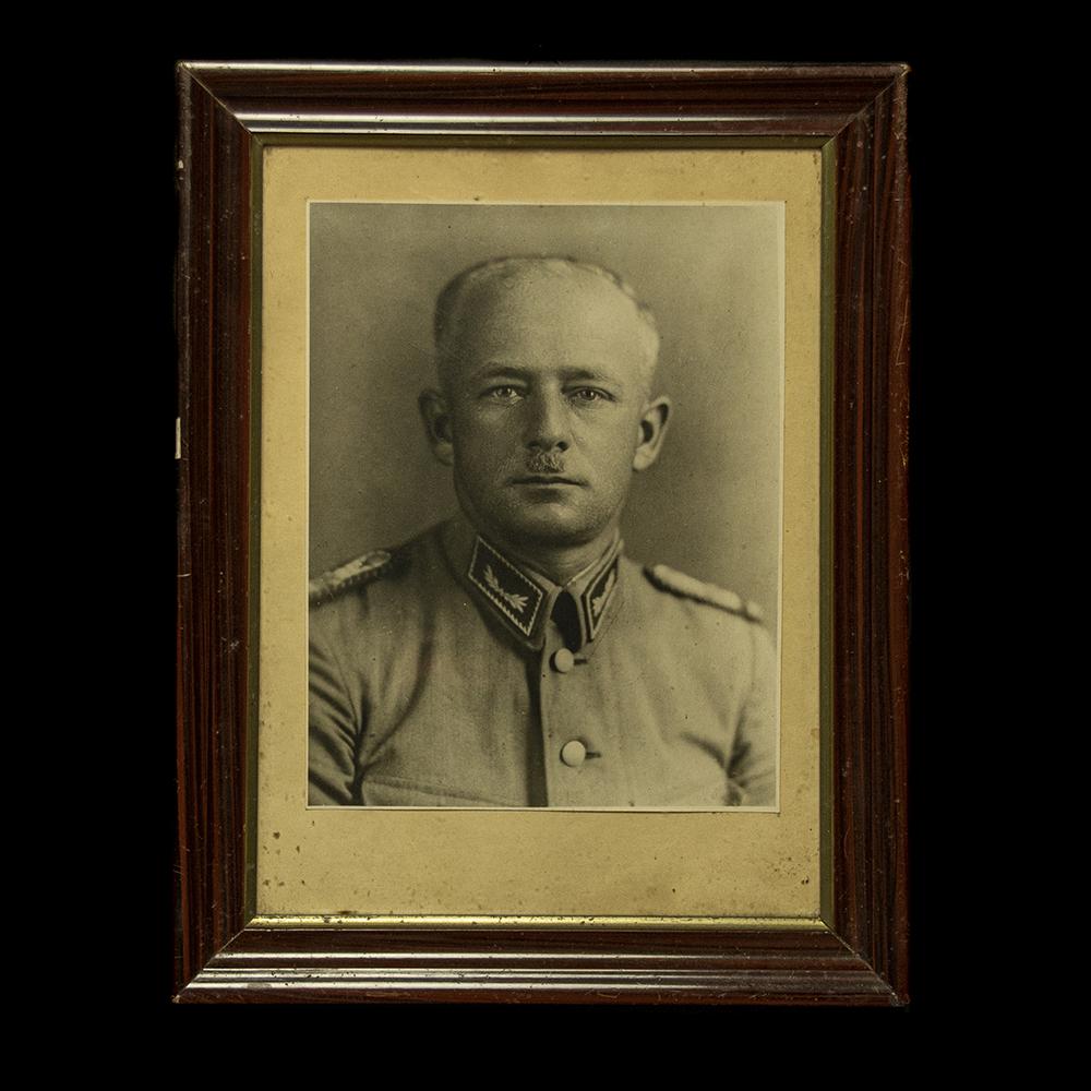 Portret Duitse Reichsfinanzverwaltung