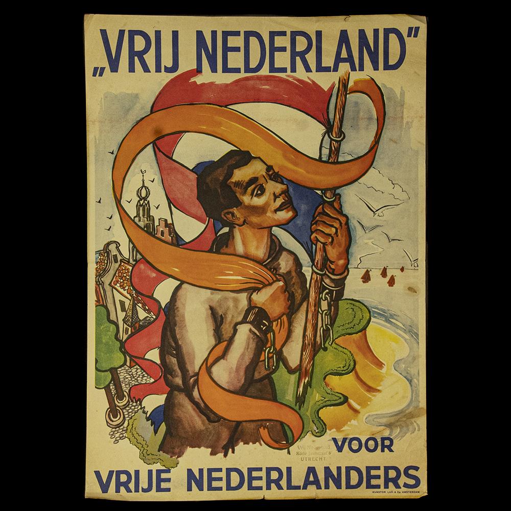 """,,Vrij Nederland"""" voor VRIJE NEDERLANDERS"""