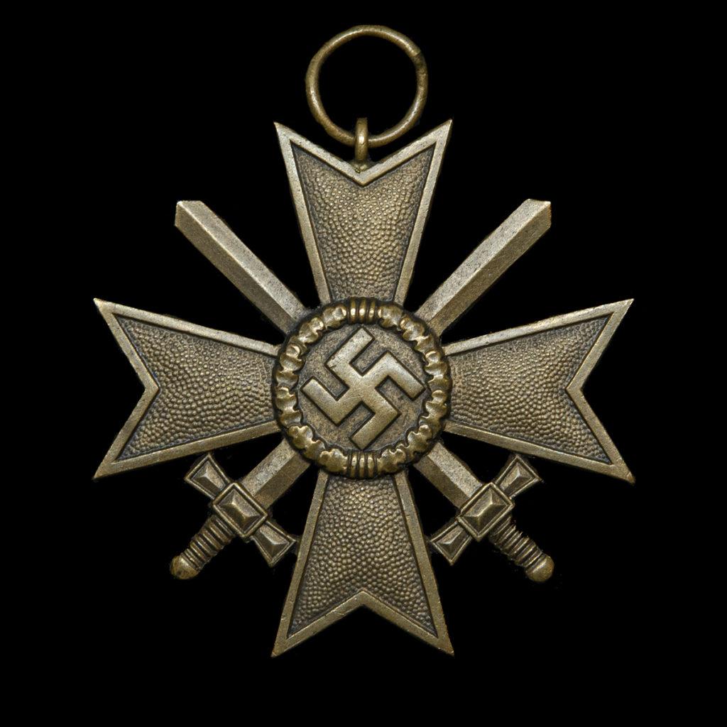 Kriegsverdienst 2. Klasse Mit Schwerter Medaille 1939