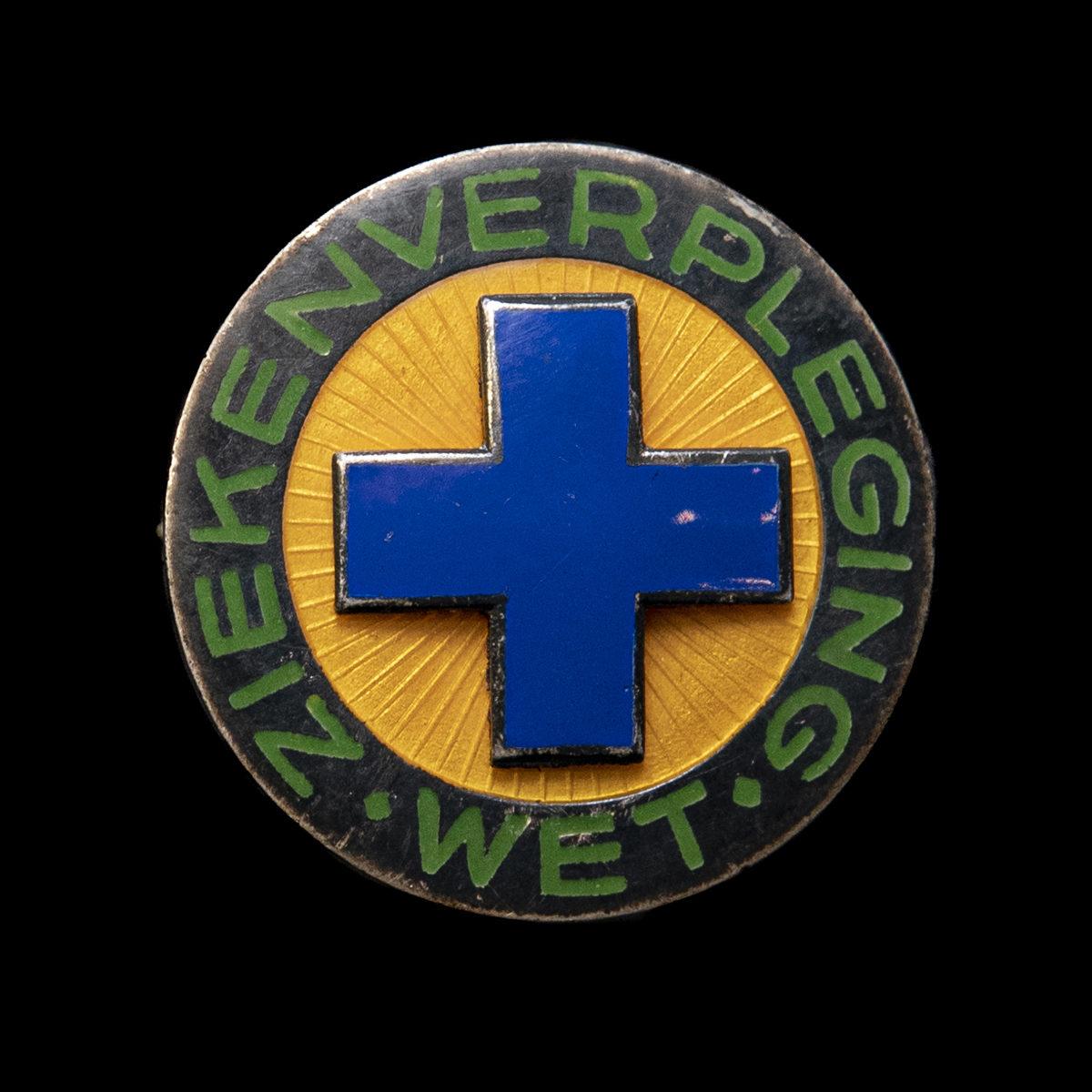 Ziekenverpleging Wet Broche