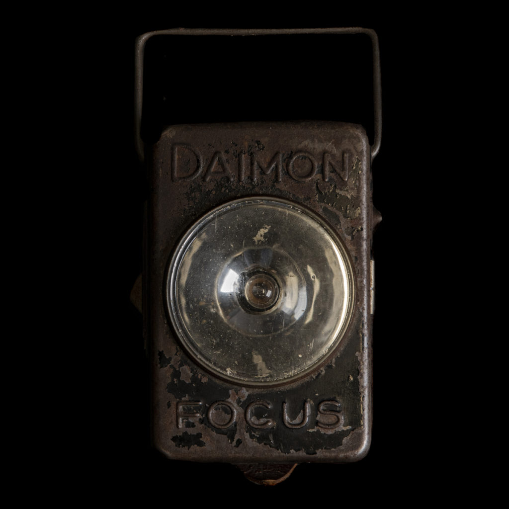Daimon Focus zaklamp