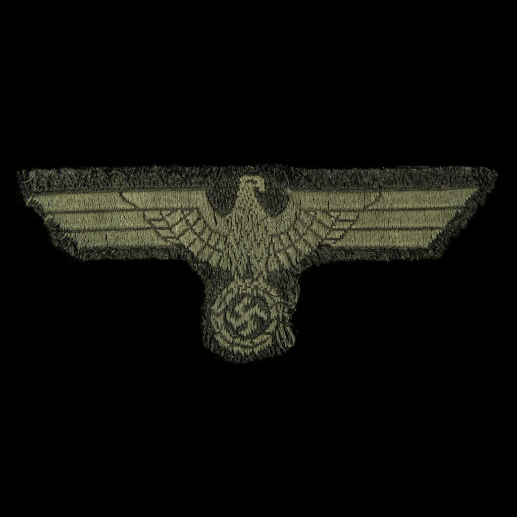 Panzer Cap Badge