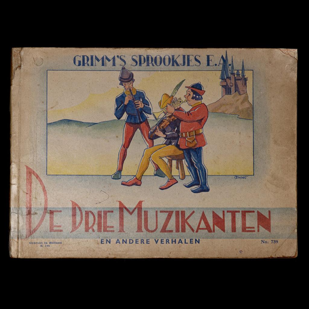 Grimm's Sprookjes E.A.