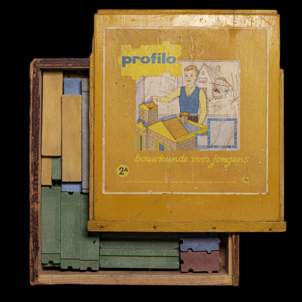 Profilo 2A Bouwkunde voor jongens