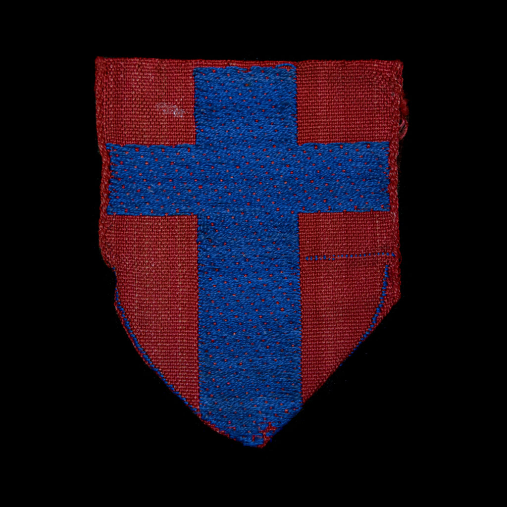 21st Army mouwembleem gedrukt