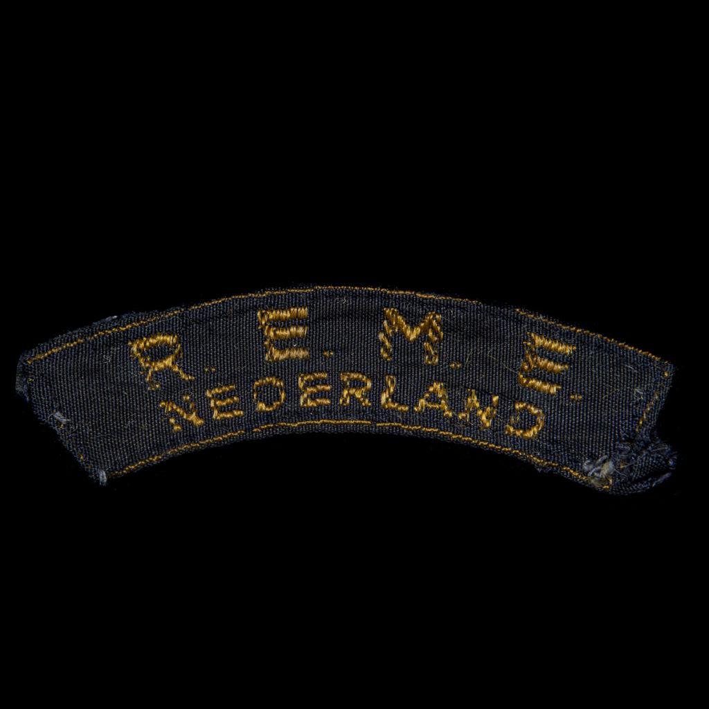 Schouderembleem R.E.M.E Nederland