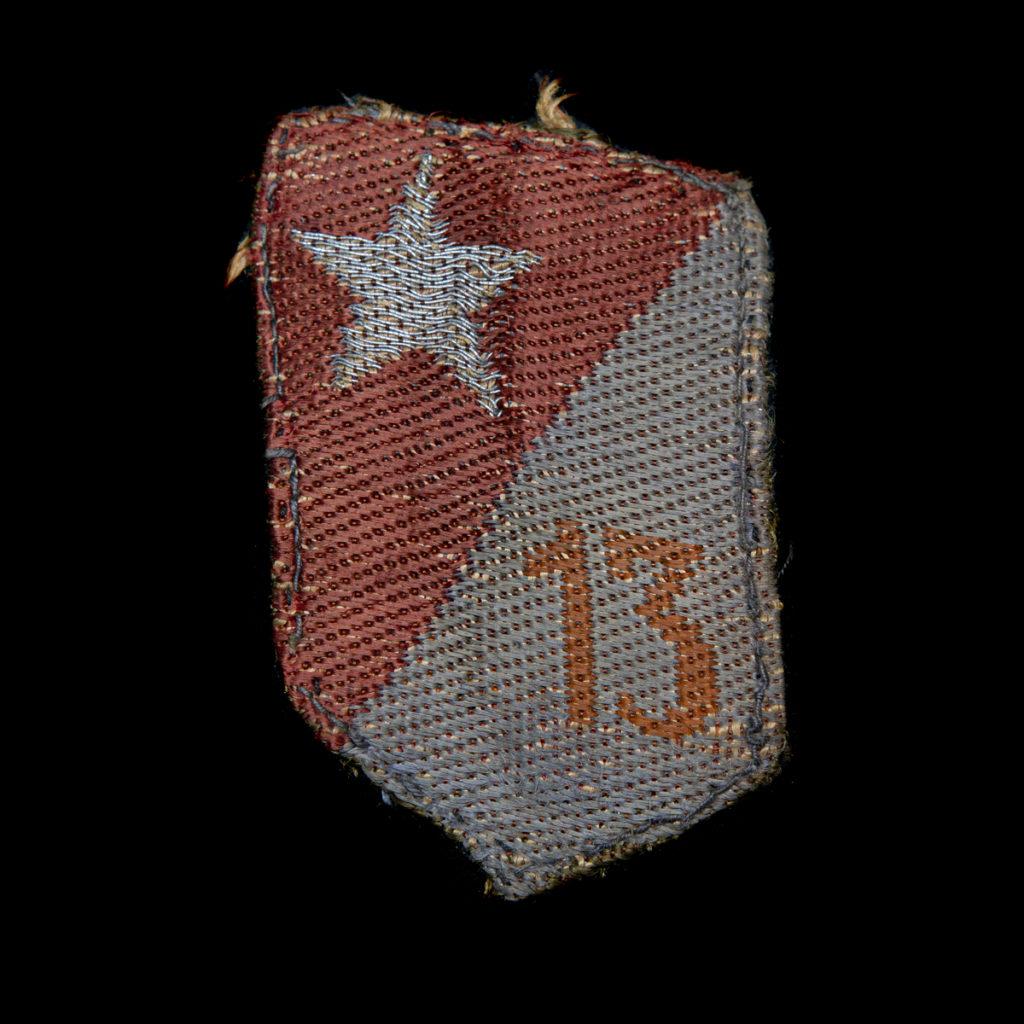 Te 'activeren' 13e Regiment Infanterie