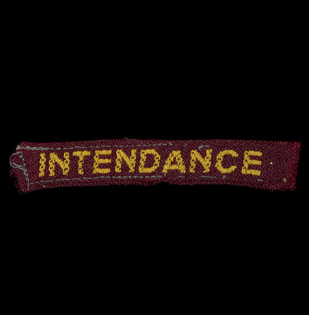 Intendance Brabants weefsel 1944-1946
