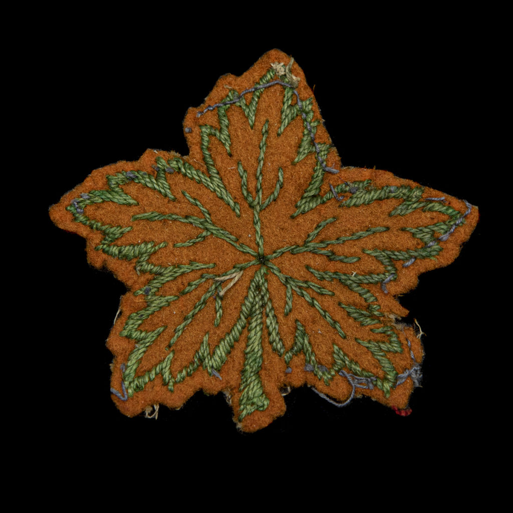 Maple Leaf Prinses Irene Brigade
