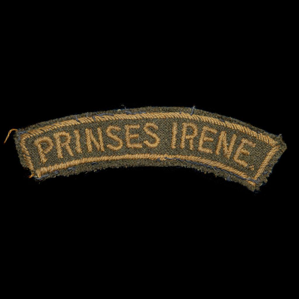 Schouderembleem Prinses Irene Brigade