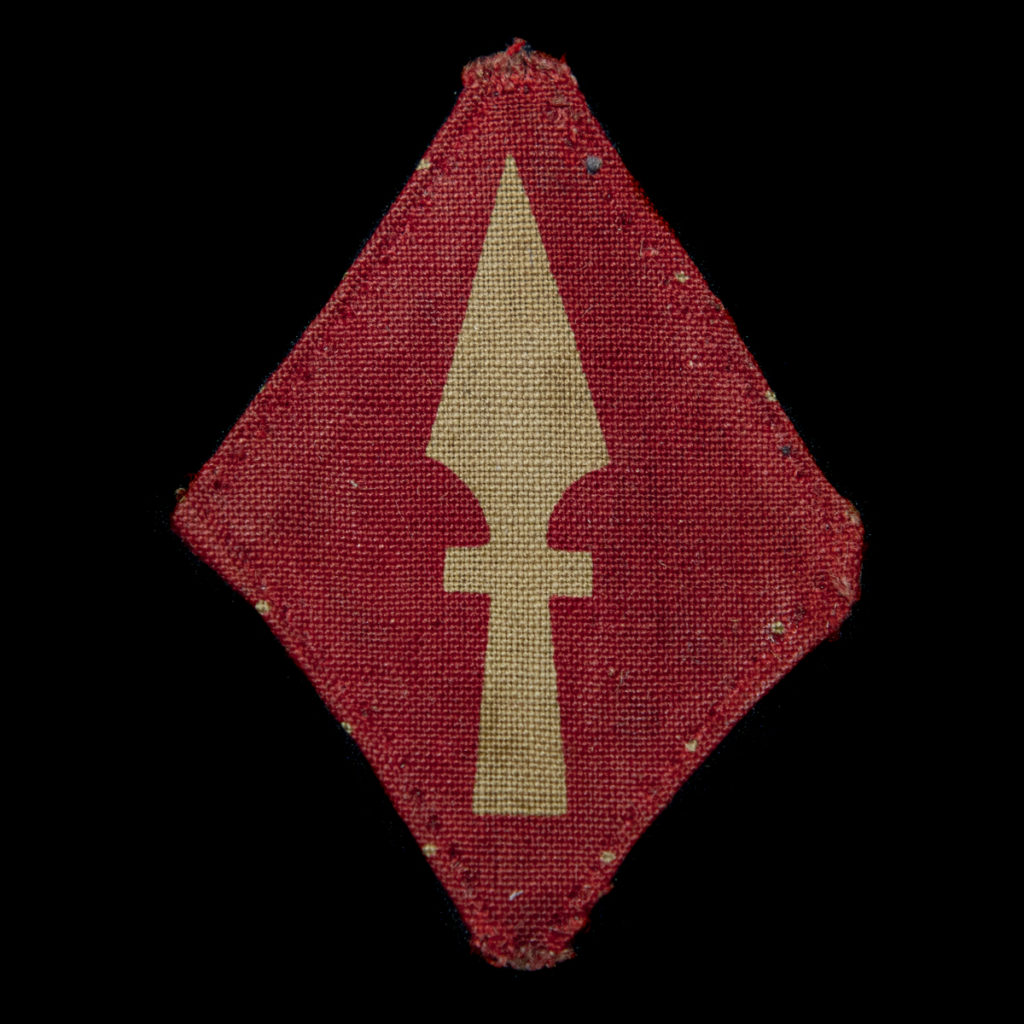 Armembleem 1st Corps