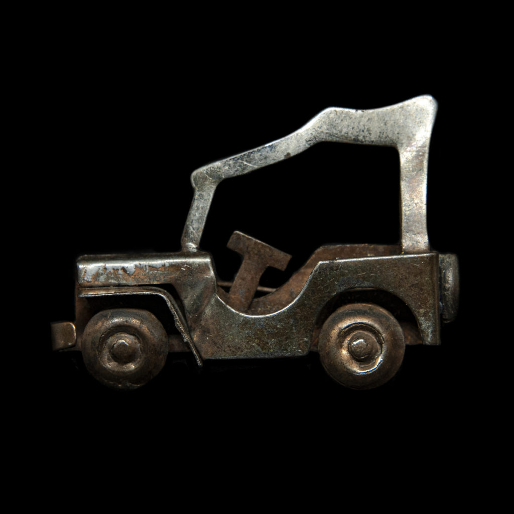 Broche Willy's Jeep