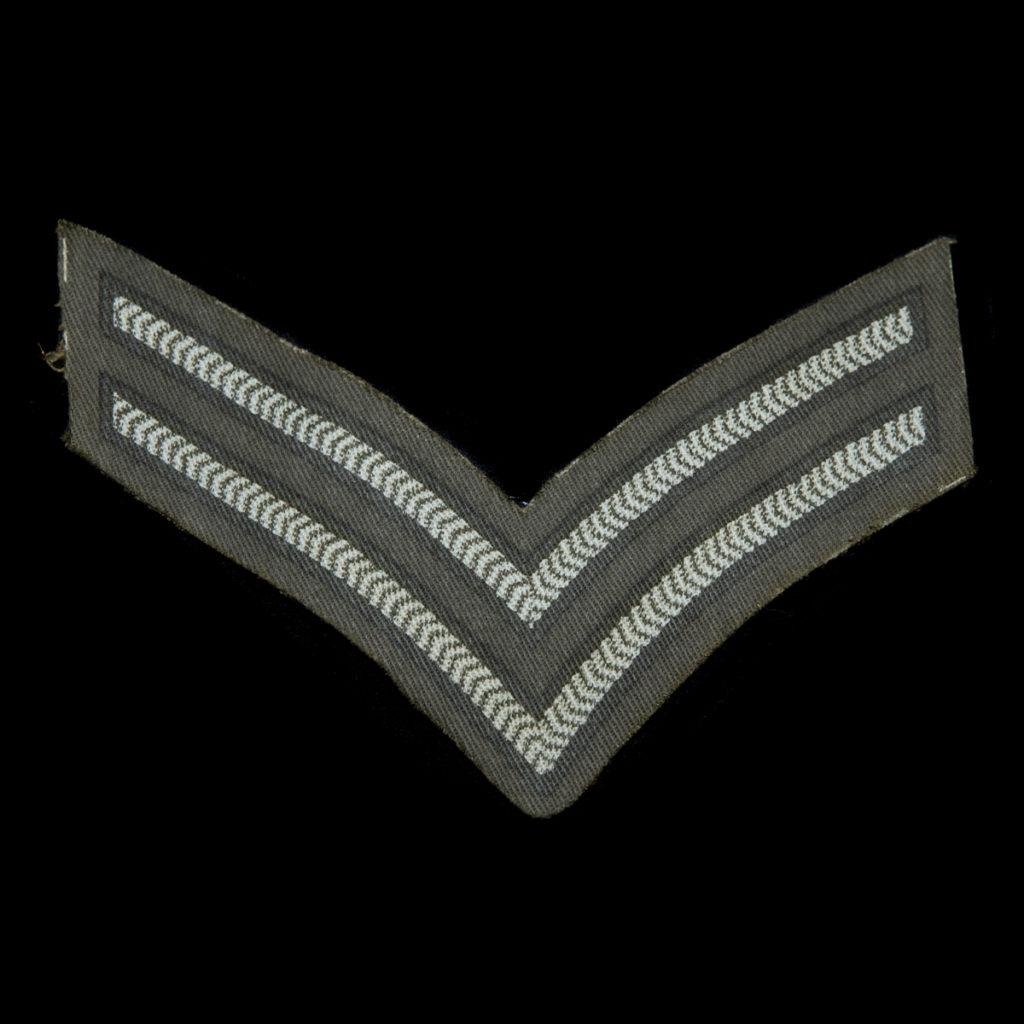 Britse rangonderscheiding Corporal (Prinses Irene Brigade)
