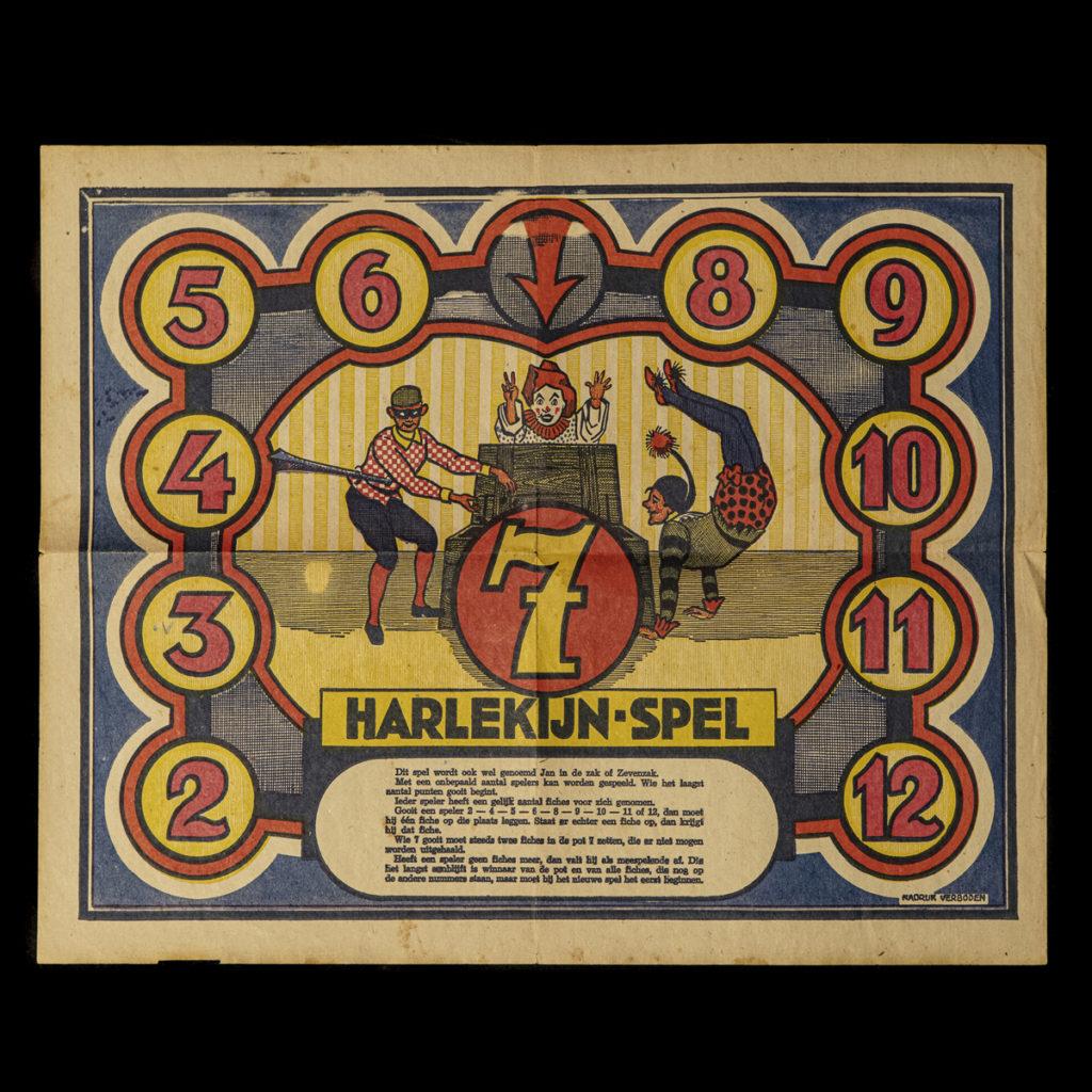 HARLEKIJN-SPEL K369