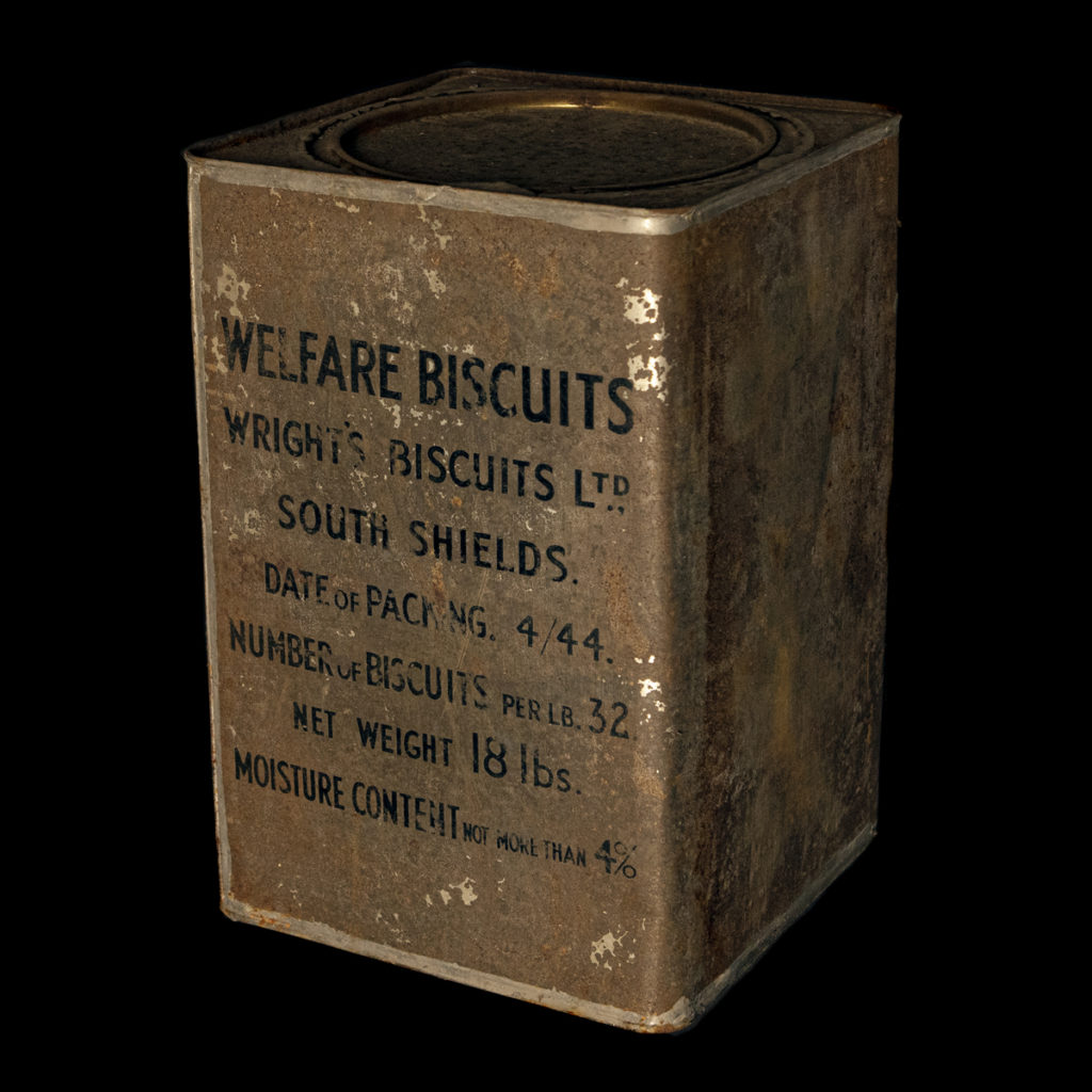 Welfare Biscuits Wright's Biscuits Ltd.