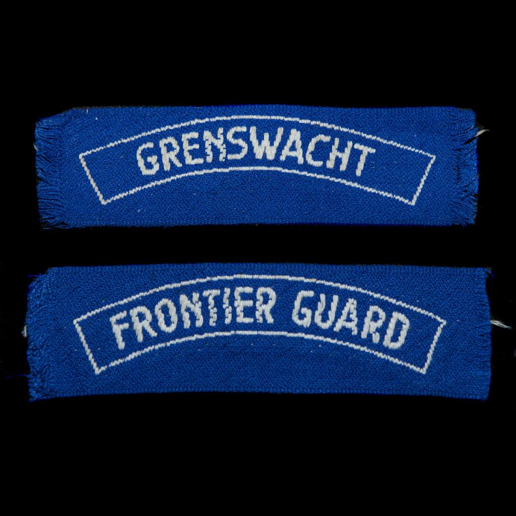 Dienst der Grensbewaking – Frontier Guard