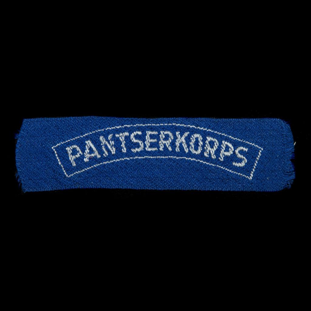 Pantserkorsps Brabants weefsel 1945-1946