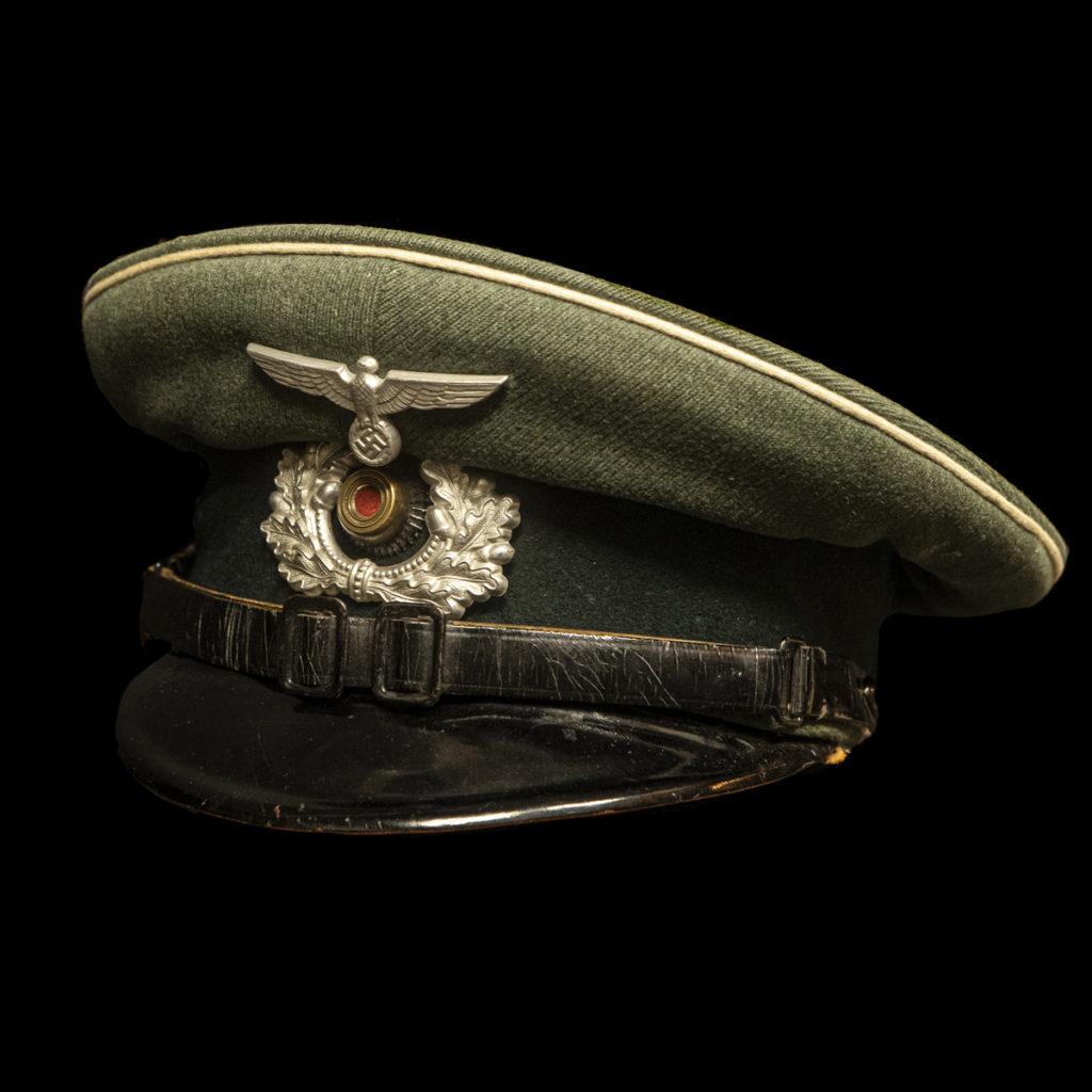 Schirmmütze EM/NCO Infanterie 1937