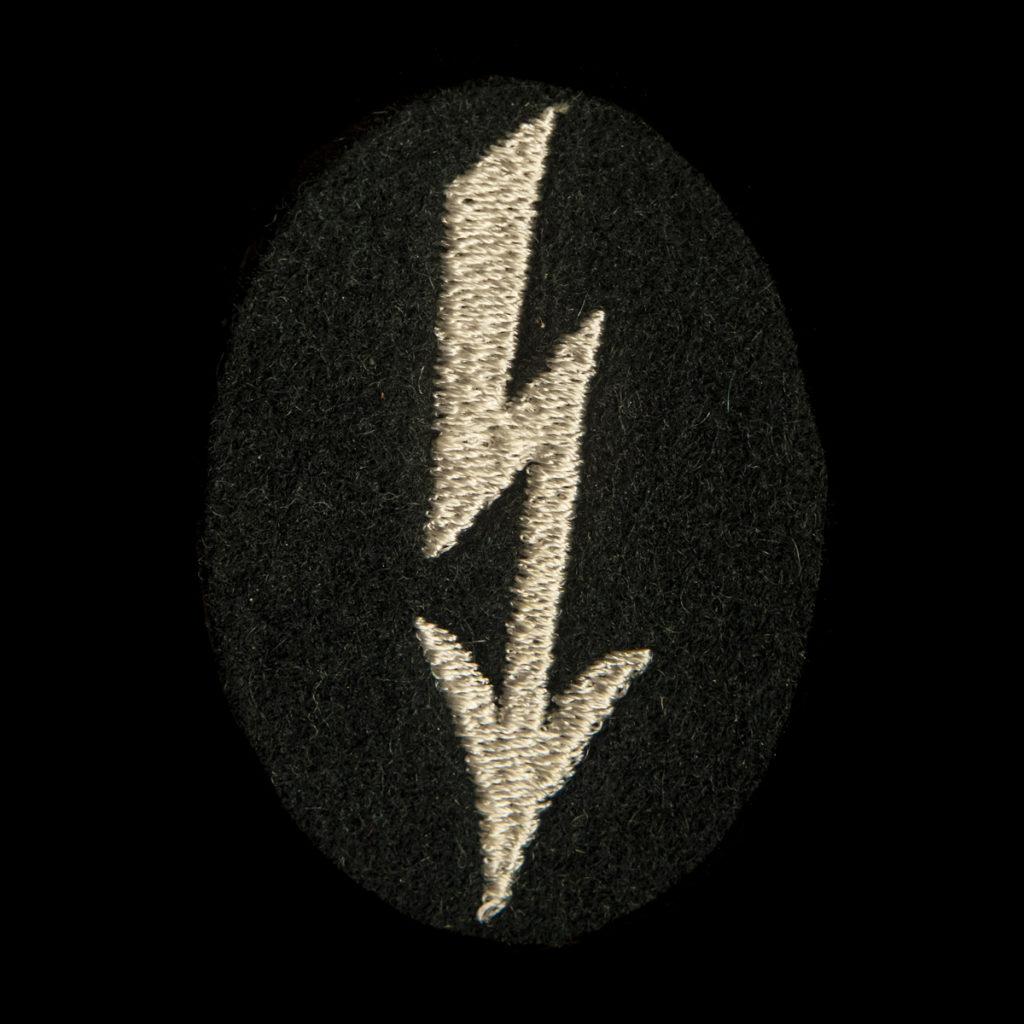 Funker arm-embleem Infanterie
