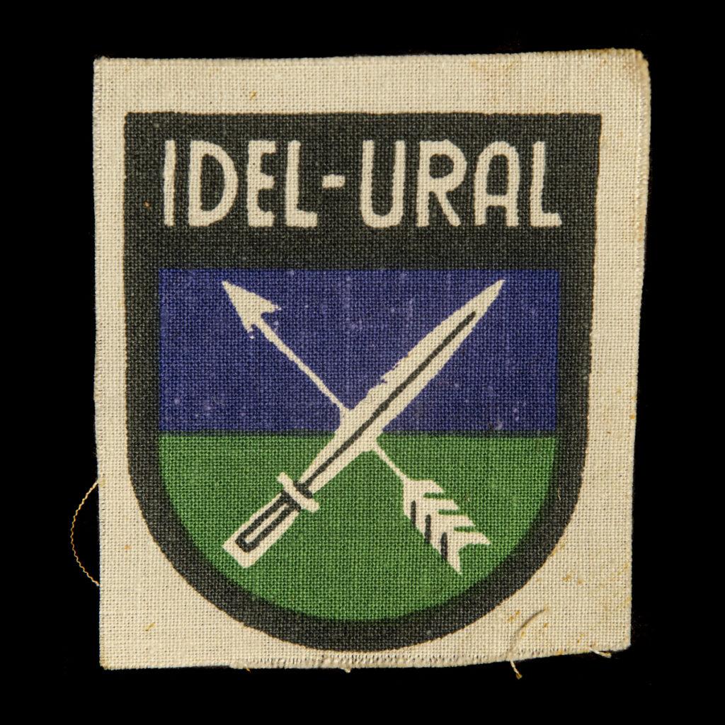 Idel-Ural Vrijwilligers Armschildje