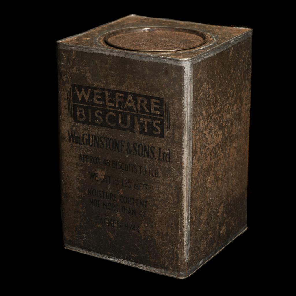 Welfare Biscuits Wm. Gunstone & Sons