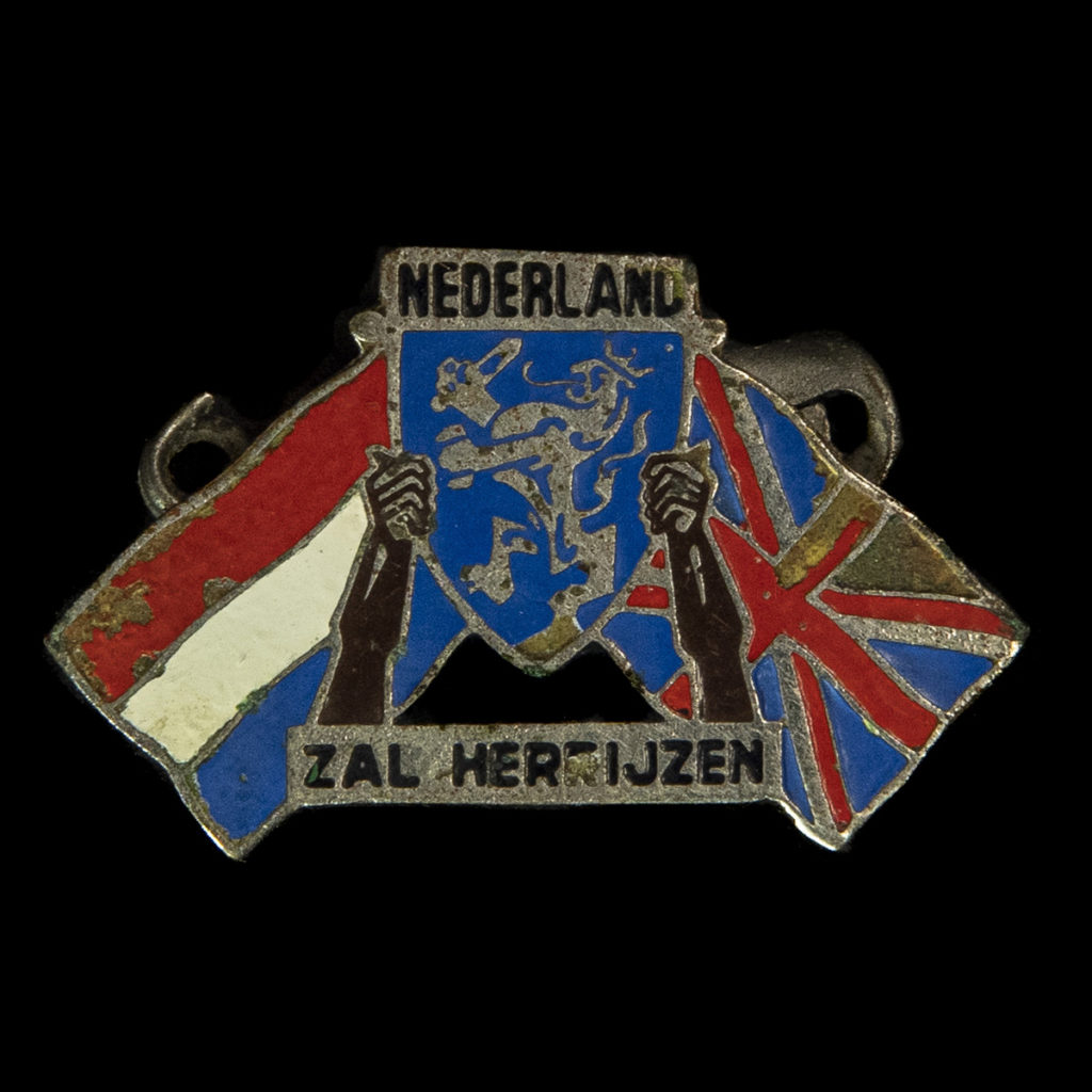 Nederland Zal Herrijzen speld