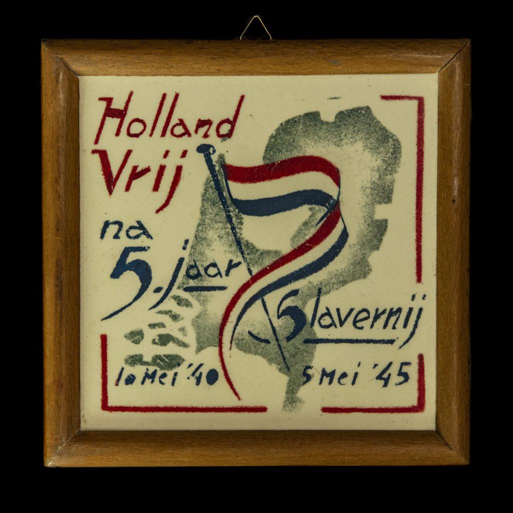 Holland Vrij na 5 jaar Slavernij