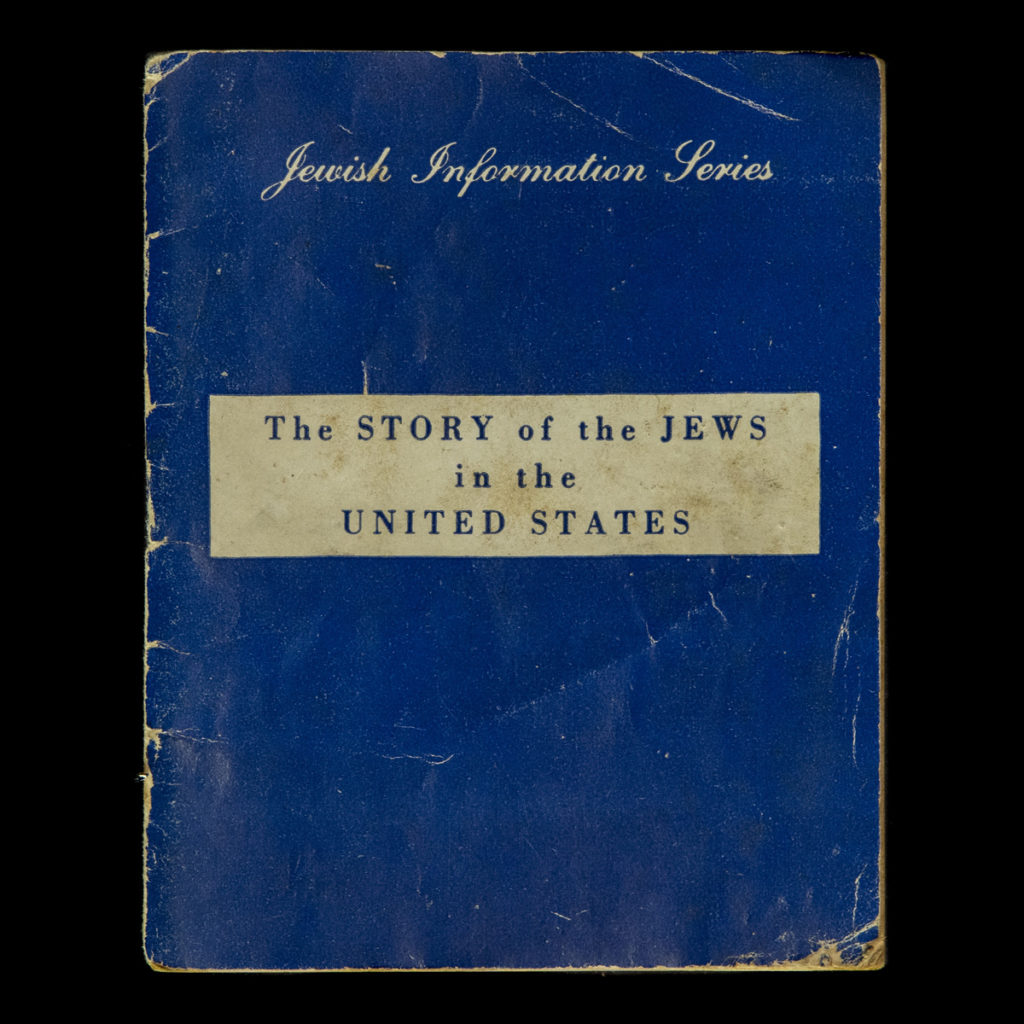 The Story of the Jews in The United States