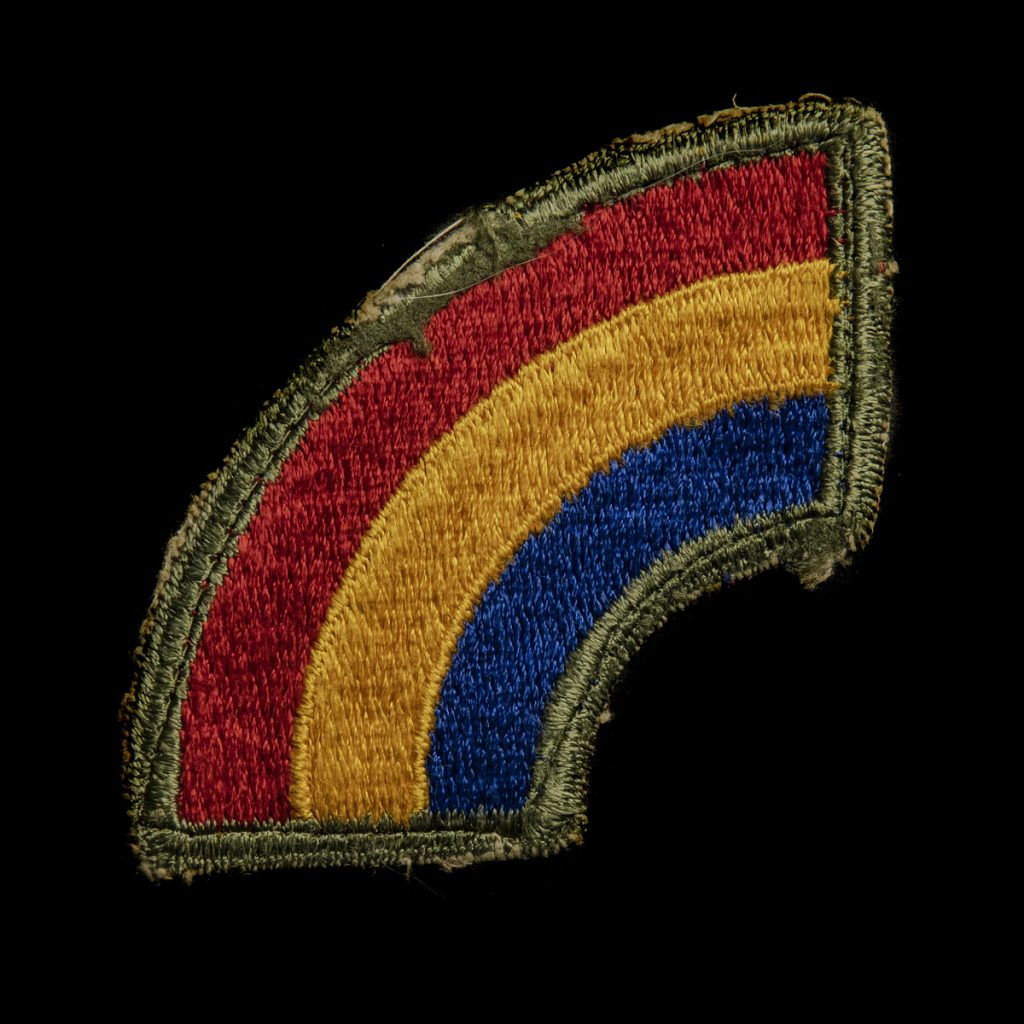 US Army 42nd Infantry Division