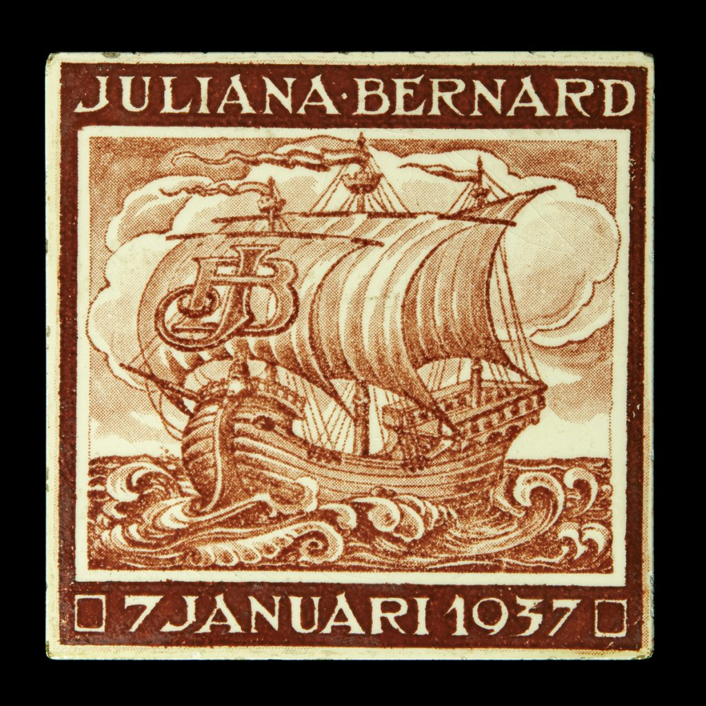 Juliana Bernard 7 Januari 1937