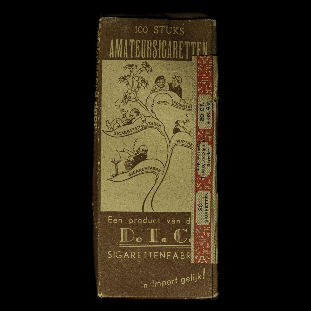 D.T.C. Amateursigaretten